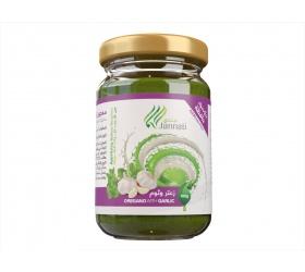 Oregano with Garlic paste