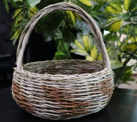 Hand weaved baskets