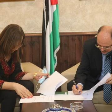 The Asala Association, the Institution for Standards and Metrology sign a memorandum of understanding