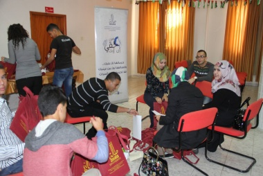 "ASALA finishes awareness session entitled ""I have the right to inherit"" in Tulkarm"