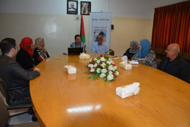 ASALA, Jenin Chamber of Commerce finish training course in registration of small and medium businesses