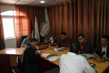 ASALA, Rafah Chamber of Commerce organize awareness session