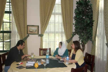 ASALA meets Women Entrepreneurship Center for Gaza Chamber of Commerce