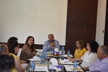 ASALA, Ramallah and Al-Bireh Chamber of Commerce discuss ways to enhance women's economic empowerment