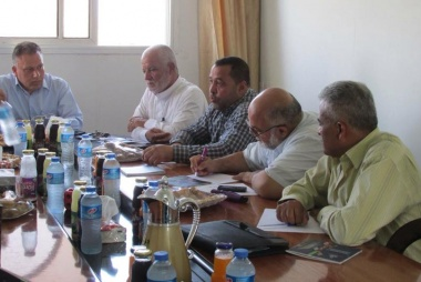 ASALA, Khan Yunis Chamber of Commerce carry out awareness sessions