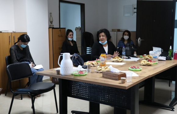 """ASALA holds first meeting of coalition of """"Promote Women's Active Participation in the Chambers of Commerce"""" campaign"""