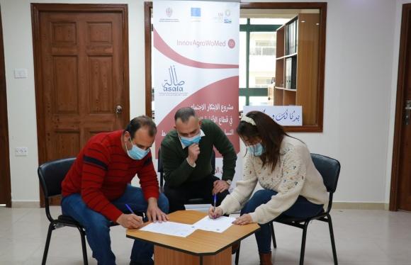 ASALA Association, Sharakeh Youth Forum sign a memorandum of understanding