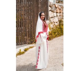 Traditionally Embroidered Dress